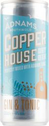 [kuva: Adnams Copper House Gin & Tonic tölkki]