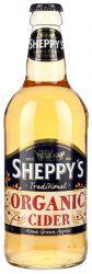 [kuva: Sheppy's Dry Organic Cider]