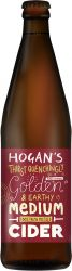 [kuva: Hogan's Medium Cider]