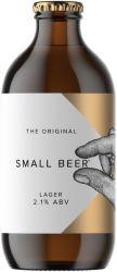 [kuva: The Original Small Beer Lager]