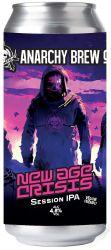 [kuva: Anarchy New Age Crisis Session IPA tölkki]