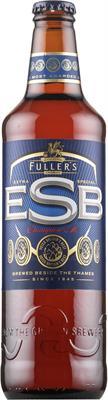 [kuva: Fuller's ESB Extra Special Bitter(© Alko)]