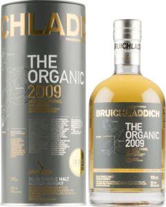[kuva: Bruichladdich The Organic 2009(© Alko)]