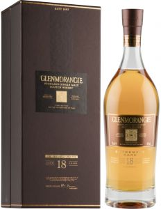 [kuva: Glenmorangie Extremely Rare 18 Year Old Single Malt(© Alko)]