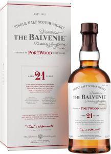 [kuva: The Balvenie Portwood 21 Year Old  Single Malt(© Alko)]