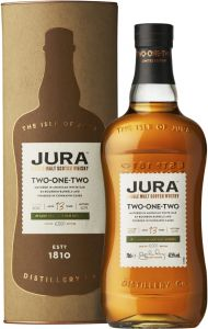 [kuva: Jura Two-One-Two 13 Year Old Single Malt(© Alko)]