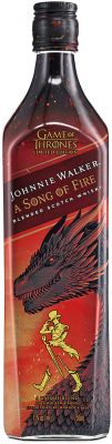 [kuva: Johnnie Walker A Song of Fire Game of Thrones Limited Edition(© Alko)]