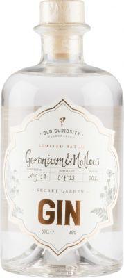 [kuva: The Old Curiosity Geranium & Mallow Gin(© Alko)]