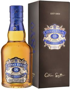 [kuva: Chivas Regal 18 Years Old(© Alko)]