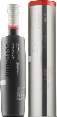 [kuva: Octomore 10 Year Old Single Malt 2016(© Alko)]