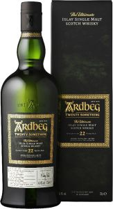 [kuva: Ardbeg Twenty Something 22 Year Old Single Malt(© Alko)]