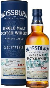 [kuva: Mossburn Blair Athol 2007 Single Malt(© Alko)]