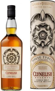 [kuva: Clynelish Reserve Game of Thrones House Tyrell Single Malt(© Alko)]