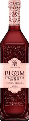 [kuva: Bloom Strawberry Gin Liqueur(© Alko)]