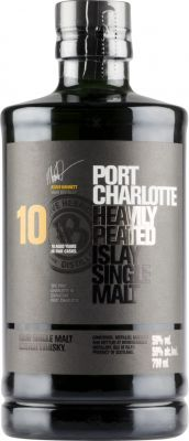 [kuva: Port Charlotte 10 Year Old Single Malt(© Alko)]