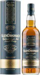 [kuva: The GlenDronach Cask Strength Batch 9 Single Malt(© Alko)]
