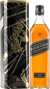 [kuva: Johnnie Walker Black Label 12 Year Old lahjapakkaus(© Alko)]