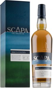 [kuva: Scapa Skiren The Orcadian Single Malt(© Alko)]