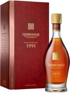 [kuva: Glenmorangie Grand Vintage Malt 1991(© Alko)]