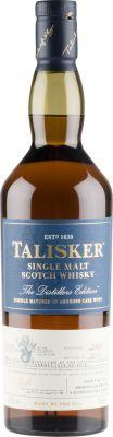 [kuva: Talisker The Distiller's Edition 2018 Single Malt(© Alko)]
