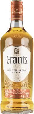 [kuva: Grant's Rum Cask Finish(© Alko)]