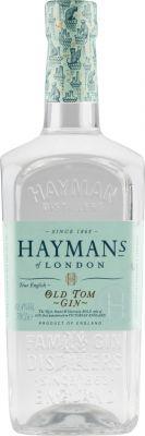 [kuva: Hayman's Old Tom Gin(© Alko)]