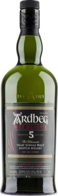 [kuva: Ardbeg Wee Beastie Single Malt(© Alko)]