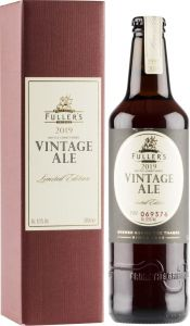 [kuva: Fuller's Vintage Ale 2020(© Alko)]