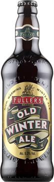 [kuva: Fuller's Old Winter Ale(© Alko)]