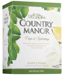 [kuva: Country Manor Medium Dry Perry(© Alko)]