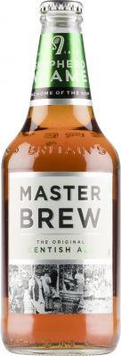 [kuva: Shepherd Neame Master Brew(© Alko)]
