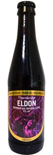 [kuva: Thornbridge Eldon Bourbon Oak Imperial Stout(© Alko)]