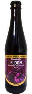[kuva: Thornbridge Eldon Bourbon Oak Imperial Stout(© Alko)]