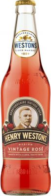 [kuva: Henry Westons Vintage Rosé(© Alko)]