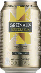 [kuva: Greenall's London Dry Gin Fizz(© Alko)]