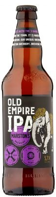 [kuva: Marston's Old Empire India Pale Ale(© Alko)]