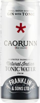[kuva: Caorunn Gin with Tonic tölkki(© Alko)]