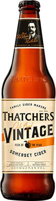 [kuva: Thatchers Vintage Oak Aged Somerset Cider 2016(© Alko)]