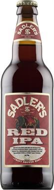 [kuva: Sadler's Red IPA(© Alko)]