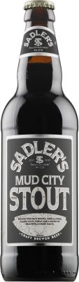 [kuva: Sadler's Mud City Stout(© Alko)]