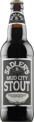 [kuva: Sadler's Mud City Stout(© Alko)]