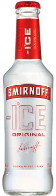 [kuva: Smirnoff Ice muovipullo(© Alko)]