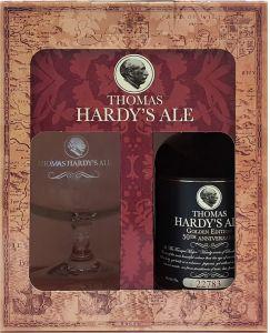 [kuva: Thomas Hardy's Ale(© Alko)]