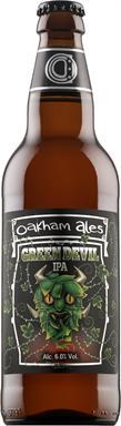 [kuva: Oakham Ales Green Devil IPA(© Alko)]