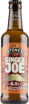 [kuva: Stone's Ginger Joe Strong(© Alko)]