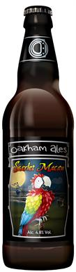 [kuva: Oakham Ales Scarlet Macaw(© Alko)]