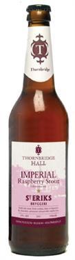[kuva: Thornbridge Imperial Raspberry Stout(© Alko)]