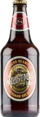 [kuva: Shepherd Neame Christmas Ale(© Alko)]