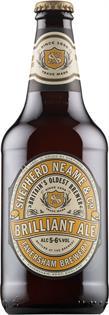 [kuva: Shepherd Neame Brilliant Ale(© Alko)]