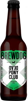 [kuva: BrewDog Dead Pony Club Session Pale Ale(© Alko)]